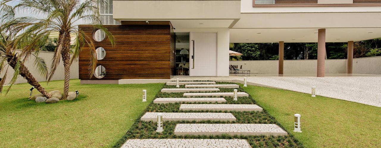Casas de estilo  por Espaço do Traço arquitetura