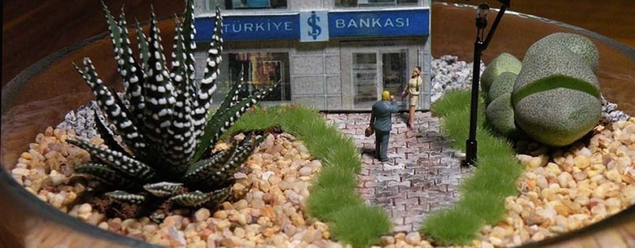 MyHobbyMarket & Peri Bahçemが手掛けたミニマリスト, ミニマル