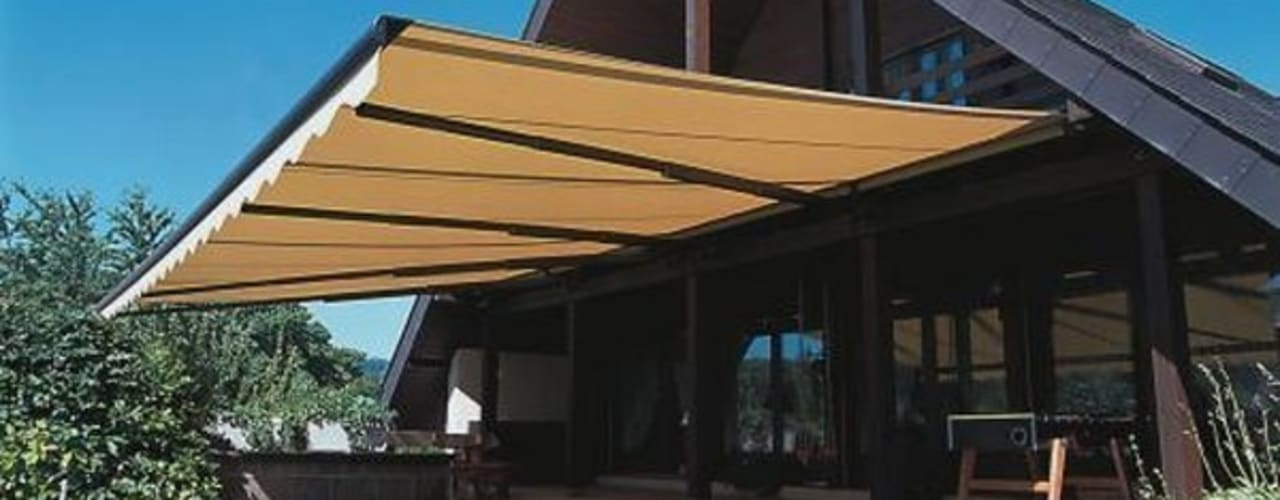 10 toldos y p rgolas que har n que tu terraza se vea - Precio toldo terraza ...