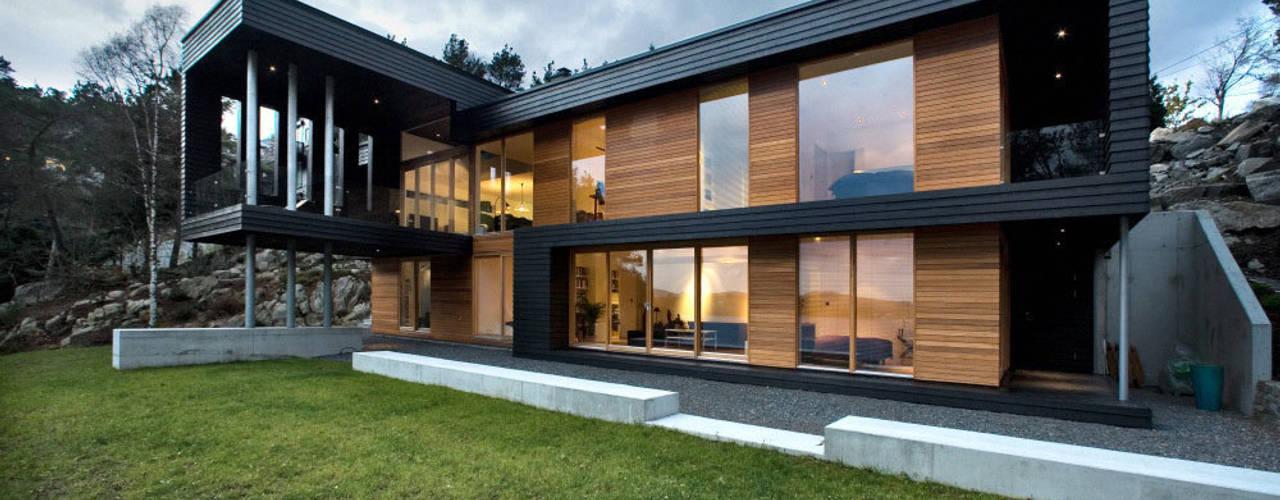 GN İÇ MİMARLIK OFİSİ – Villa Dekorasyonu A'dan Z'ye :  tarz Evler, Minimalist