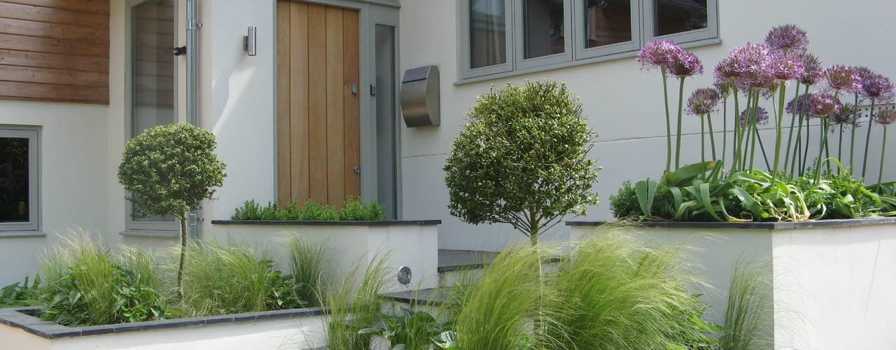 modern Garden by IJLA