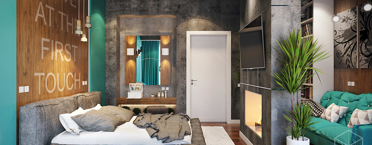 15 verblüffende Ideen für ein kleines Schlafzimmer