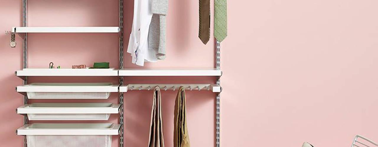 Vestidores de estilo minimalista de Elfa Deutschland GmbH Minimalista
