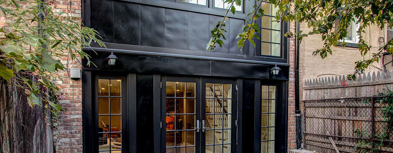 Brooklyn Townhouse Classic style houses by Ben Herzog Architect Classic