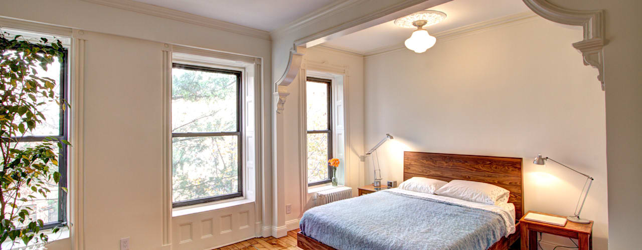 Park Slope Brownstone 2 de Ben Herzog Architect