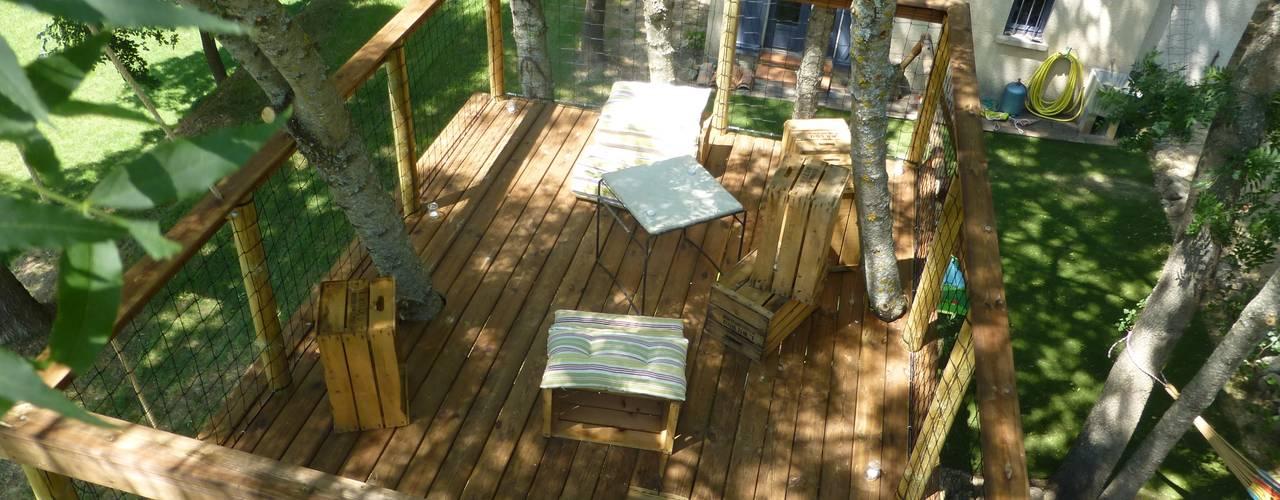Cabaneo Eclectische tuinen
