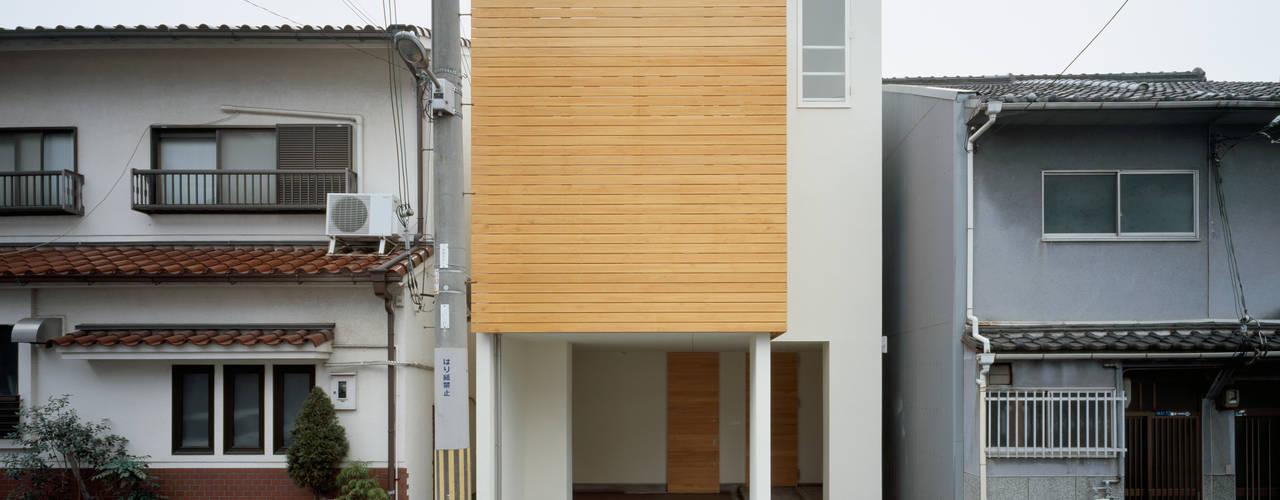 โดย 井戸健治建築研究所 / Ido, Kenji Architectural Studio สแกนดิเนเวียน