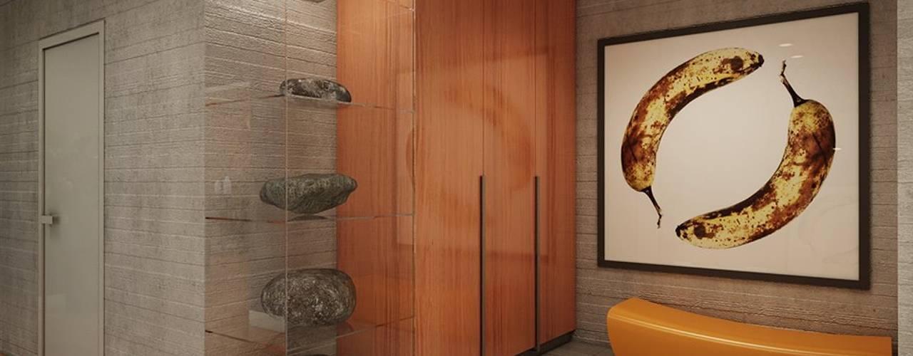Corridor & hallway by EVGENY BELYAEV DESIGN