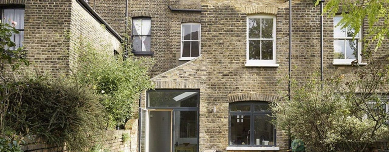 Huddleston Road:  Houses by Stagg Architects