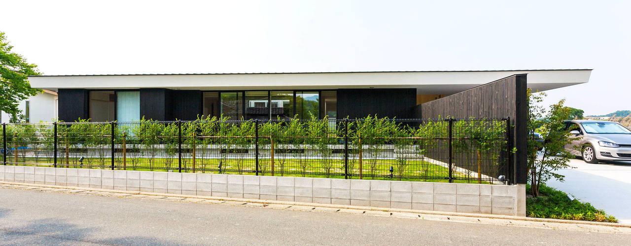 飯塚の住宅: MAアーキテクト一級建築士事務所が手掛けた家です。