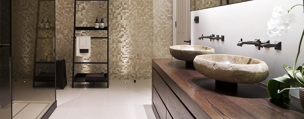 Bathroom by Alessandro Isola Ltd, Modern