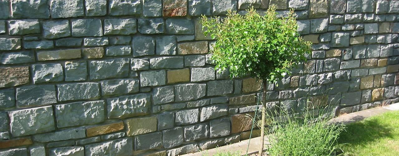 Relativ Steinmauer im Garten – 17 sagenhafte Ideen OB95