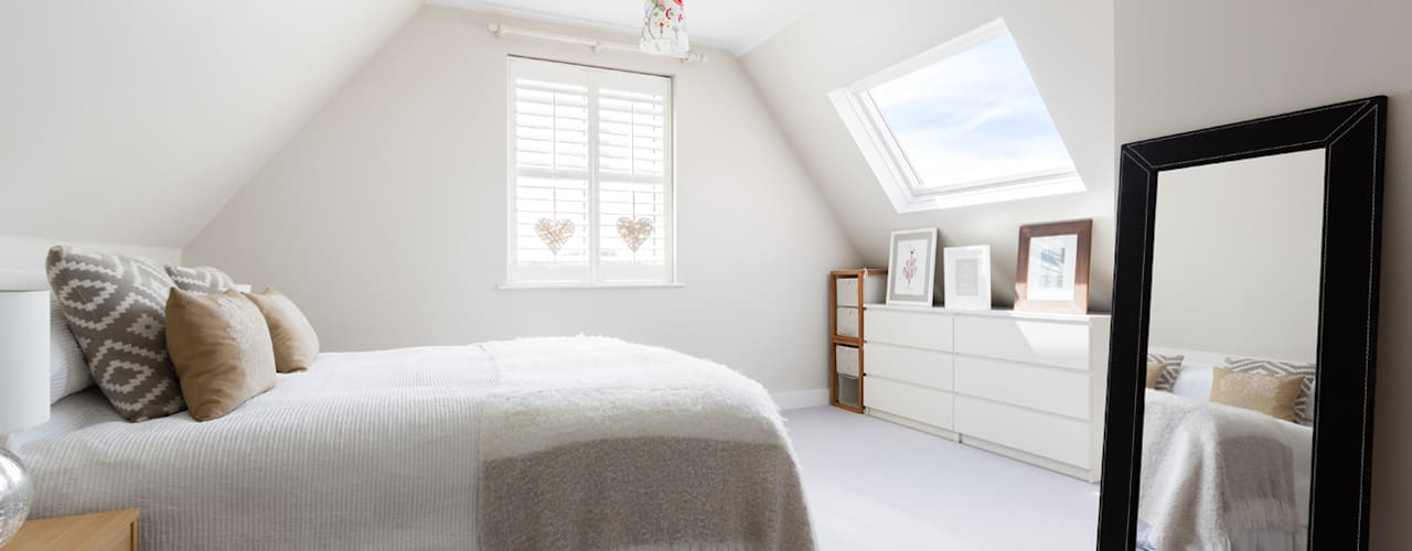 Broadgates Road SW18 Modern style bedroom by BTL Property LTD Modern
