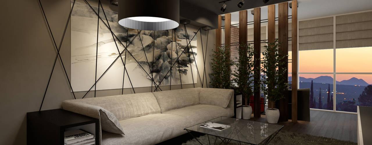 Salones industriales de Room Краснодар Industrial