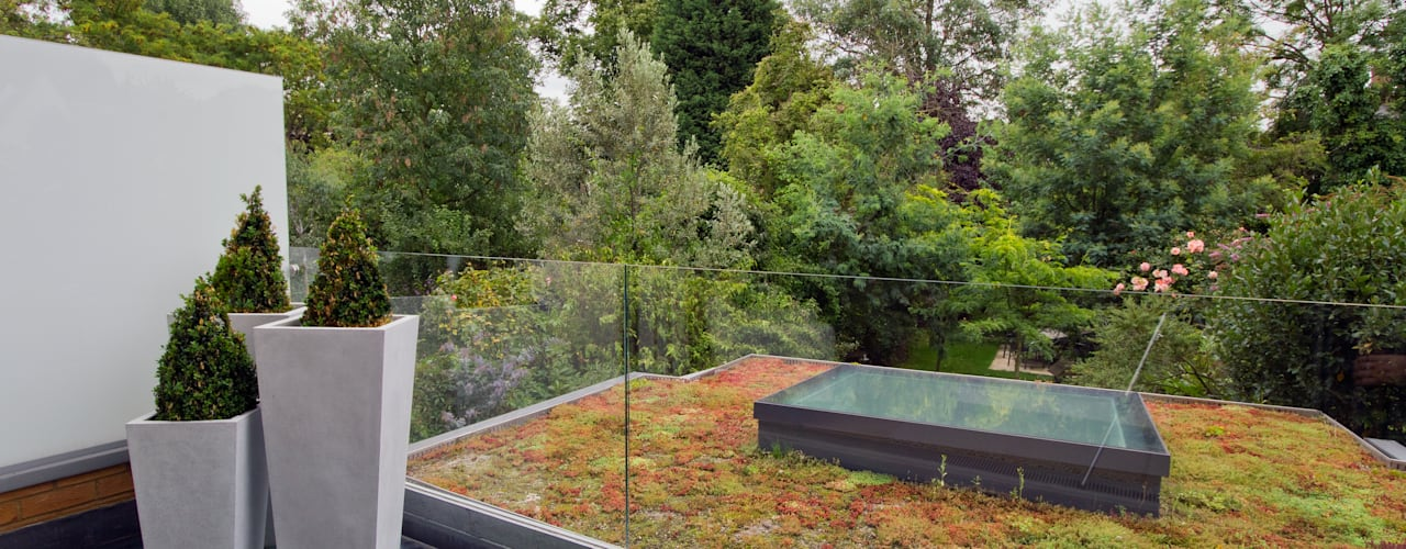 St Johns Wood Family Home, London Minimalist houses by DDWH Architects Minimalist