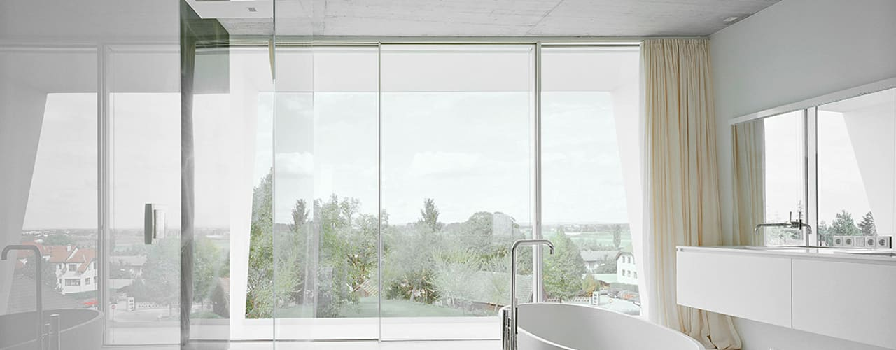 Bathroom by project a01 architects, ZT Gmbh, Modern