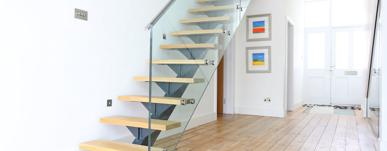 13 Clever Stair Designs For Your Small Home Homify