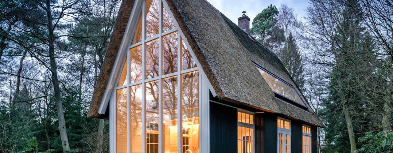 reitsema & partners architecten bna Country style house