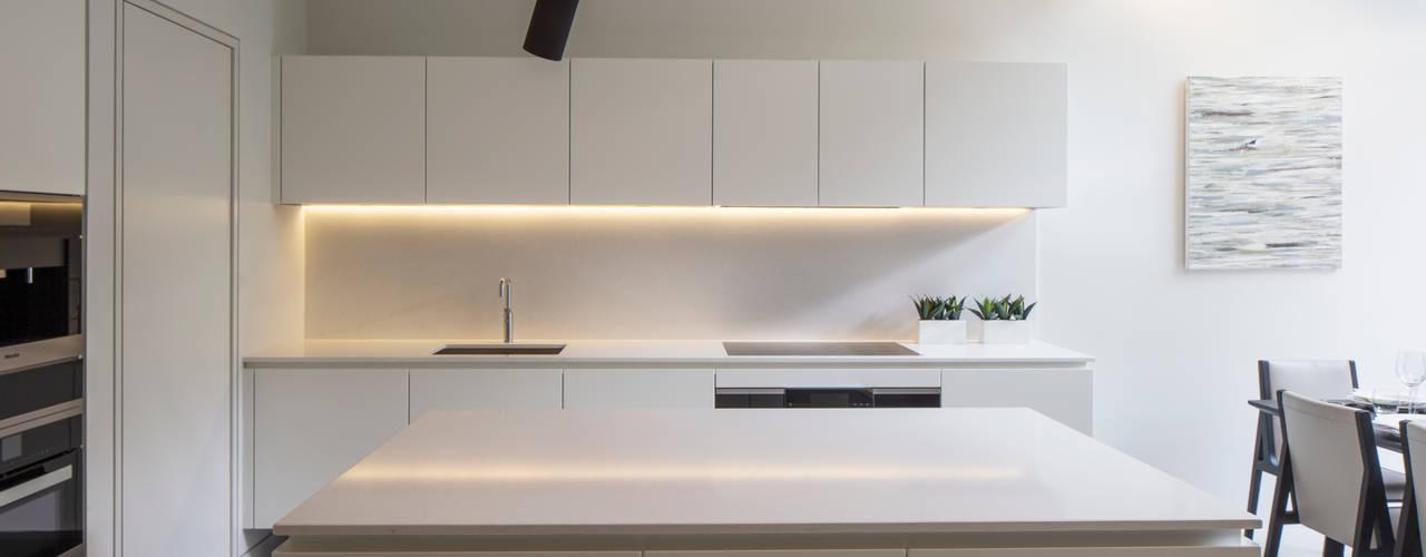 Projekty,  Kuchnia zaprojektowane przez Simply Italian