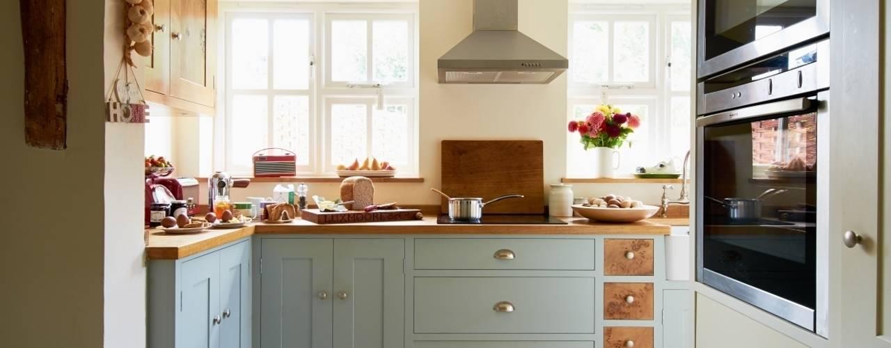 Cottage Kitchen By Luxmoore & Co Cocinas de estilo rural de Luxmoore & Co Rural