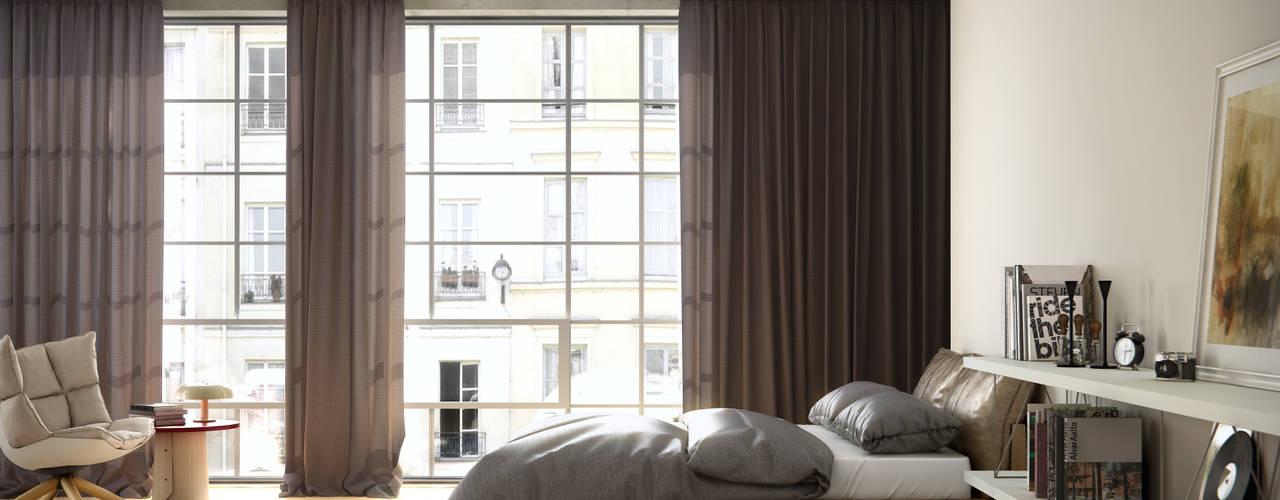 Bedroom by Kaaten