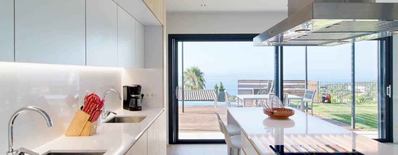 Cocinas mediterráneas de HOUSE HABITAT Mediterráneo