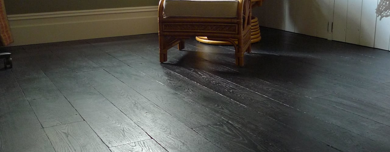 Project: Berkshire Townhouse Modern living room by Chaunceys Timber Flooring Modern