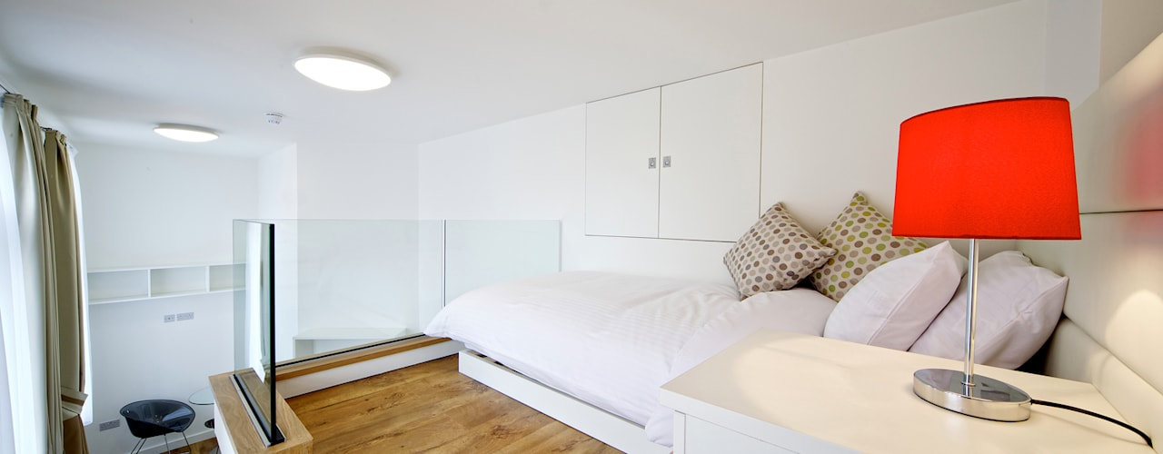 Student Accommodation - SW10: modern Bedroom by Ceetoo Architects