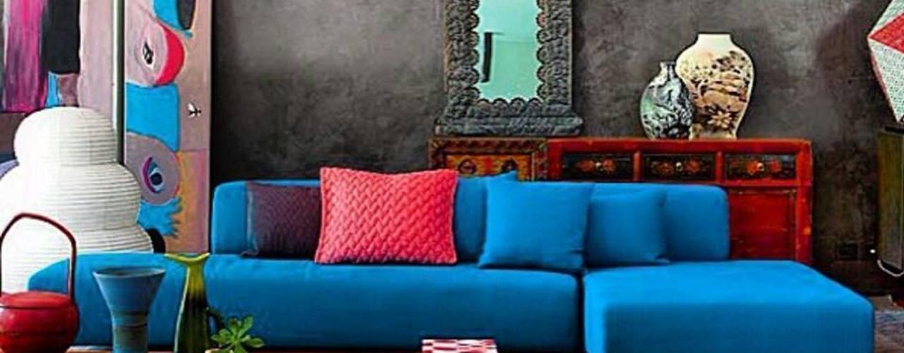 Living room by Meral Akçay Konsept ve Mimarlık
