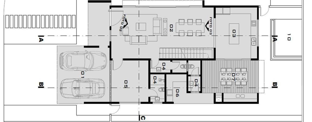 تنفيذ Tony Santos Arquitetura
