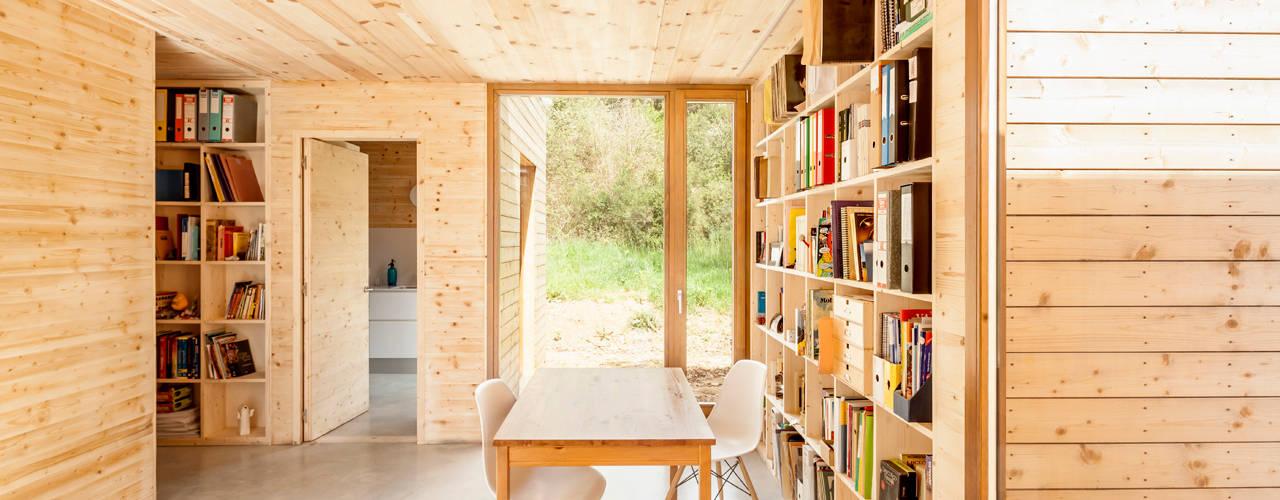 Casa GG Oficinas de estilo moderno de Alventosa Morell Arquitectes Moderno