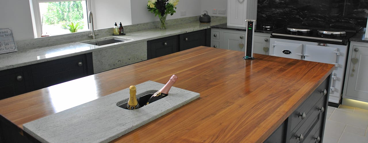 Kitchen by Glenlith Interiors (Scotland) Ltd