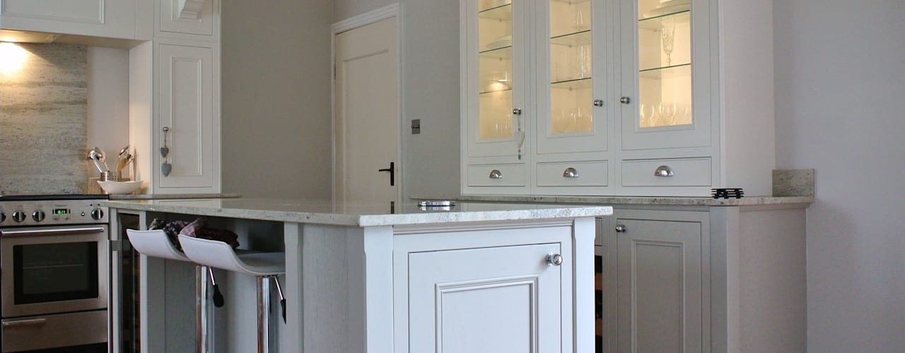 Keuken door Glenlith Interiors (Scotland) Ltd