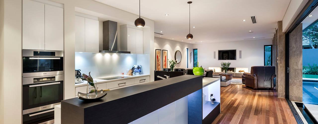 Projekty,  Kuchnia zaprojektowane przez Moda Interiors