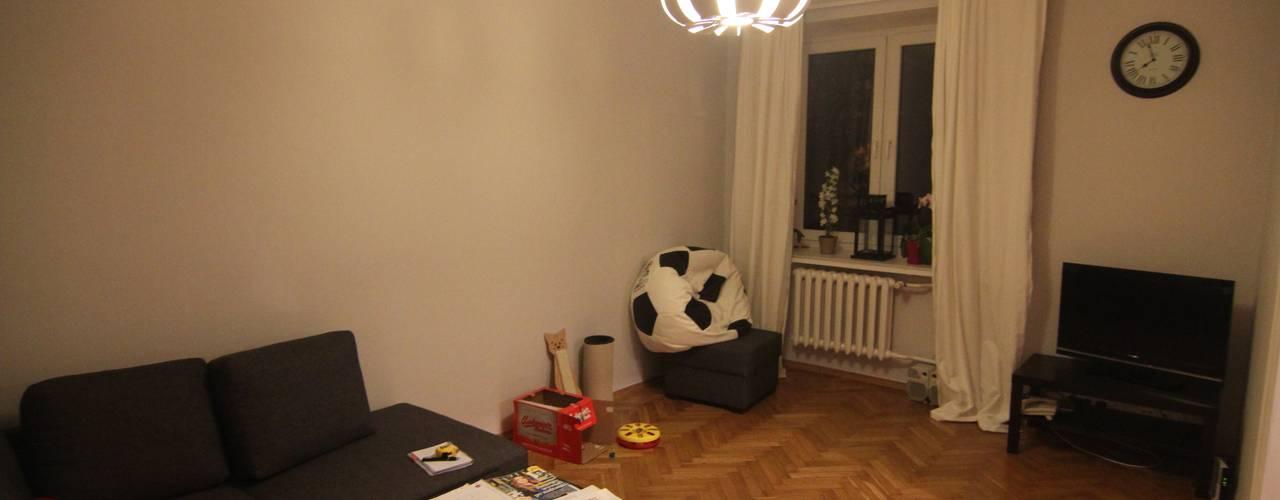 HOME STAGING MIESZKANIA 68M² NA SPRZEDAŻ od Better Home Interior Design Skandynawski