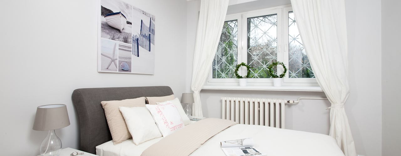 Dormitorios de estilo  por Better Home