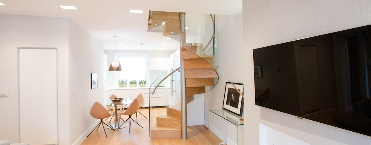 de estilo  por Railing London Ltd, Moderno
