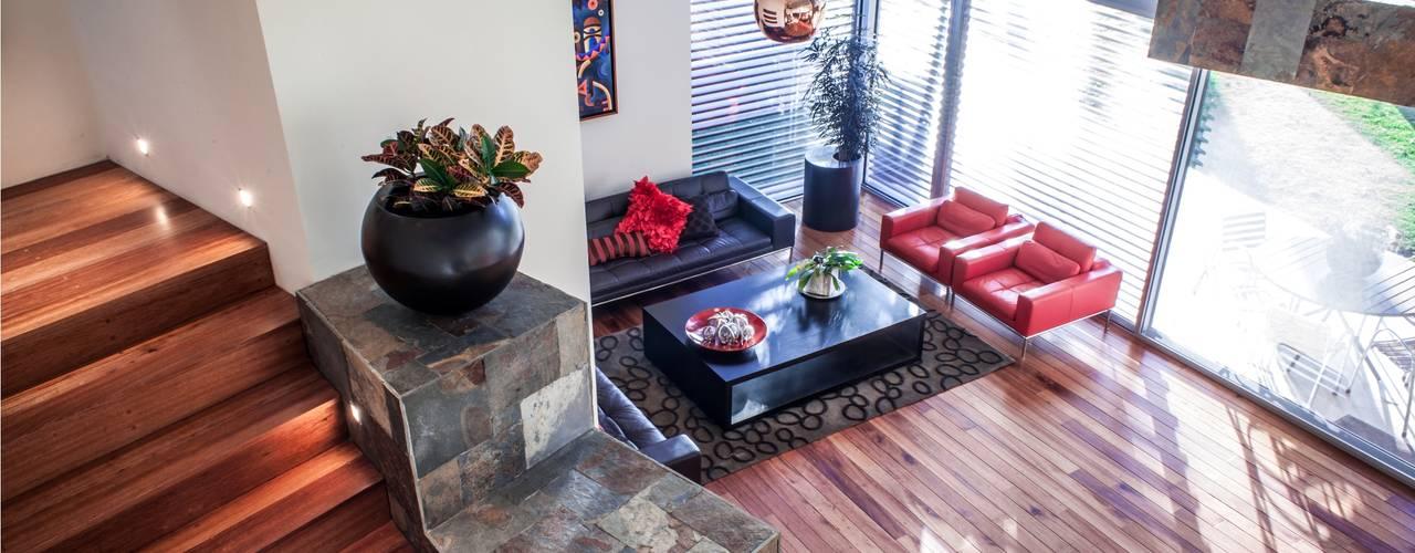 Moderne Wohnzimmer von GRUPO VOLTA Modern