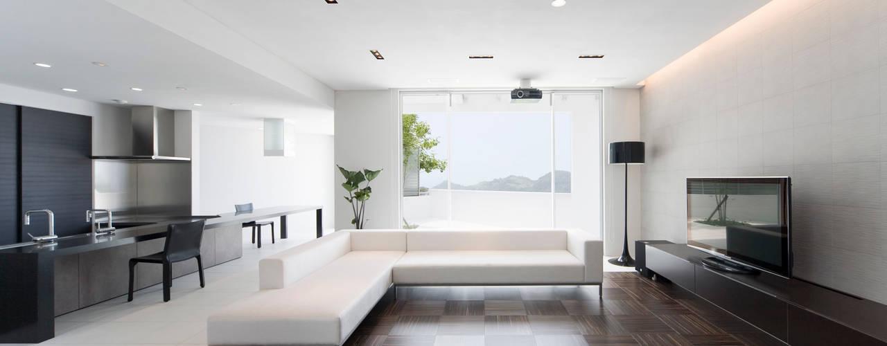 Yachts & jets by 株式会社細川建築デザイン, Modern