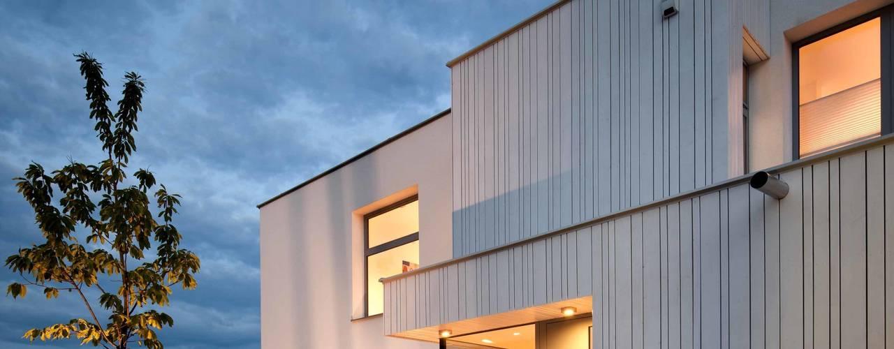 Projekty,  Domy zaprojektowane przez illichmann-architecture