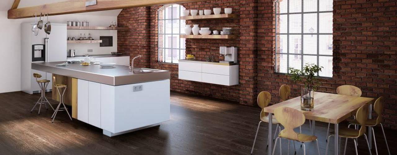 Kitchen by Supreme Floors Ibérica S.L.