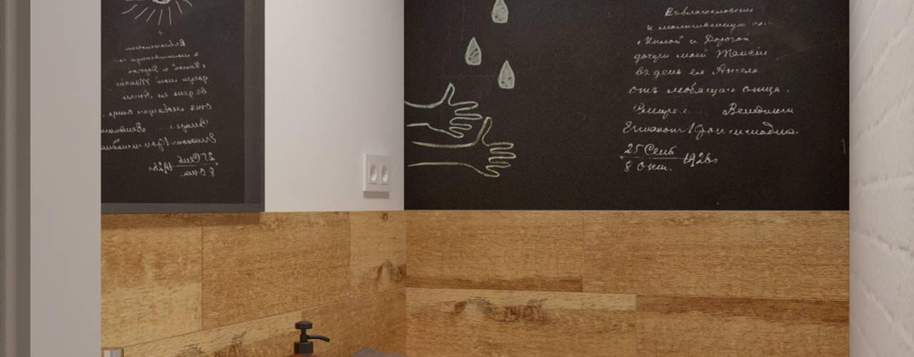 Baños minimalistas de INT2architecture Minimalista