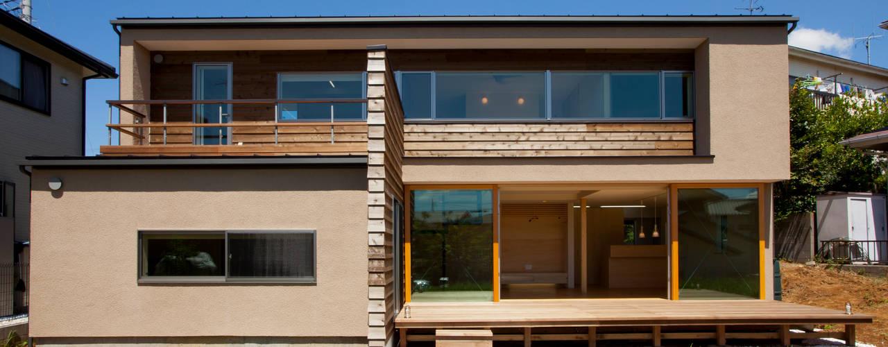 K-House モダンな 家 の 一級建築士事務所オブデザイン モダン