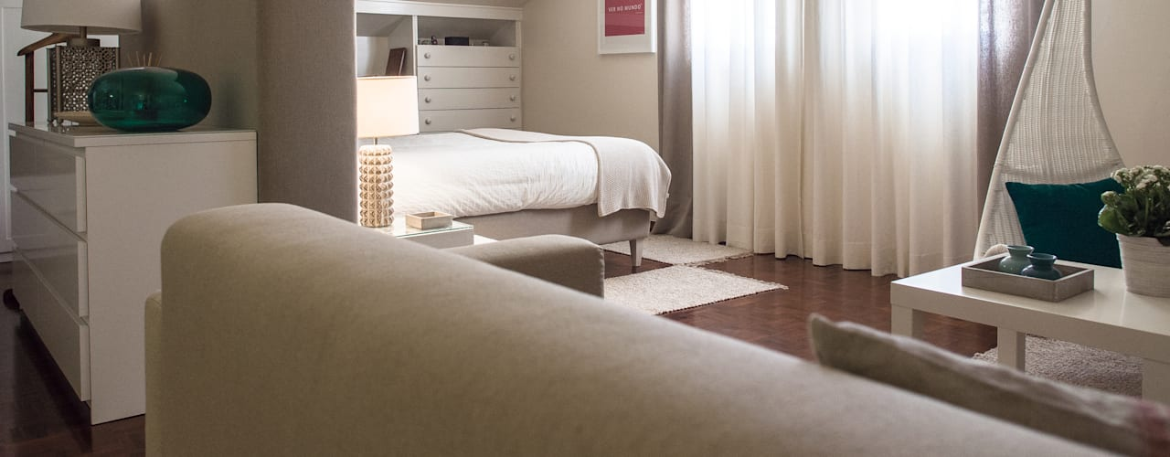 Kamar Tidur by MUDA Home Design