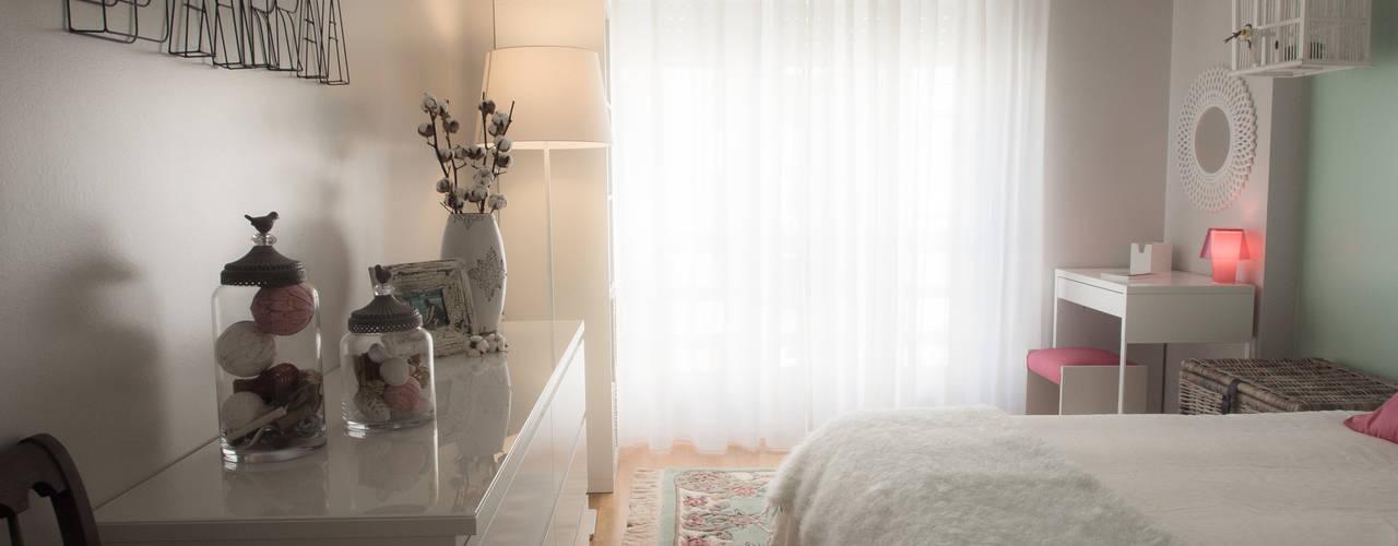 Dormitorios rurales de MUDA Home Design Rural