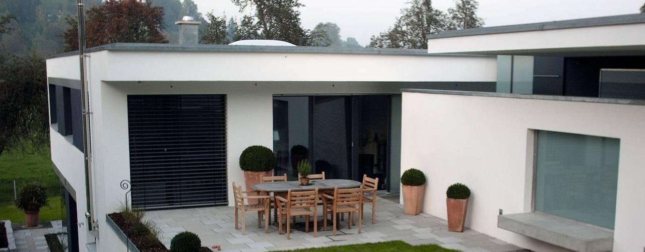 Huizen door w3-architekten Gerhard Lallinger