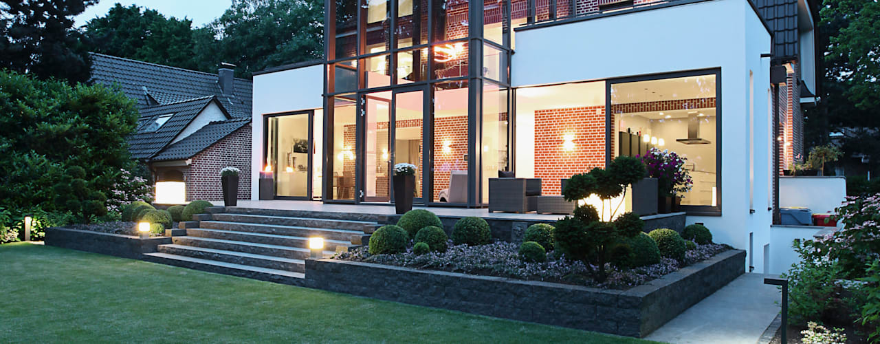 Houses by 28 Grad Architektur GmbH