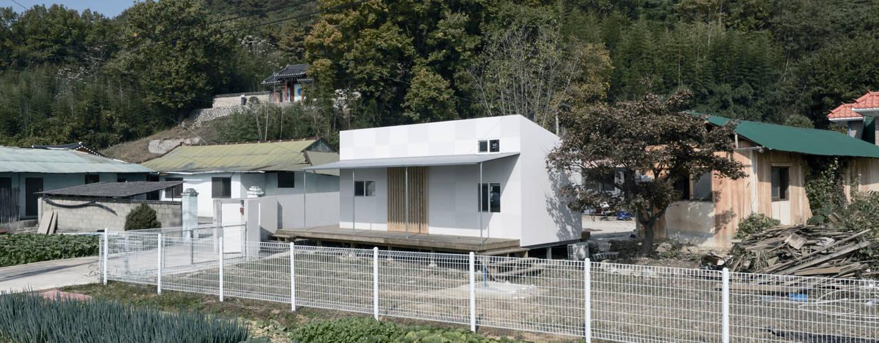 Projekty,  Domy zaprojektowane przez lokaldesign