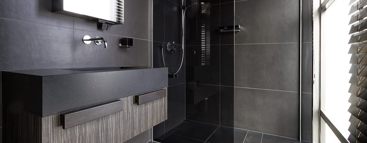 BB Interior Modern style bathrooms