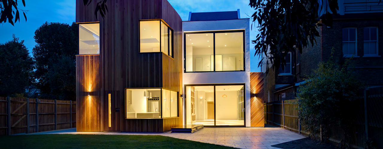 Residential:  Houses by MZO TARR Architects